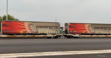 Interporto Pordenone, nuovo collegamento con Porto Trieste
