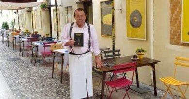 Lutto per la scomparsa di Ilario Sartor, storico ristoratore pordenonese