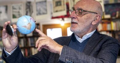 """Dedica, il 19 al Capitol presentazione nuovo libro Rumiz """"Canto per Europa"""""""