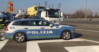 Camionista da record, 88 sanzioni e multe per 27mila euro